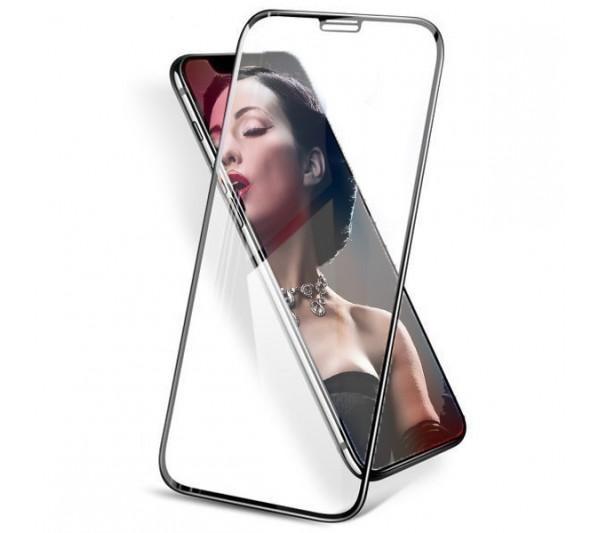 Folie Sticla Securzata telefon 6D Compatibila cu Apple Iphone 11 Pro Ofera protectie Ultrasubtire Clear