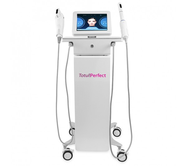 Aparat Cosmetic Salon Profesional HIFU 2in1 Remodelare Vaginala si Faciala, Lifting, Vaginal Tightening