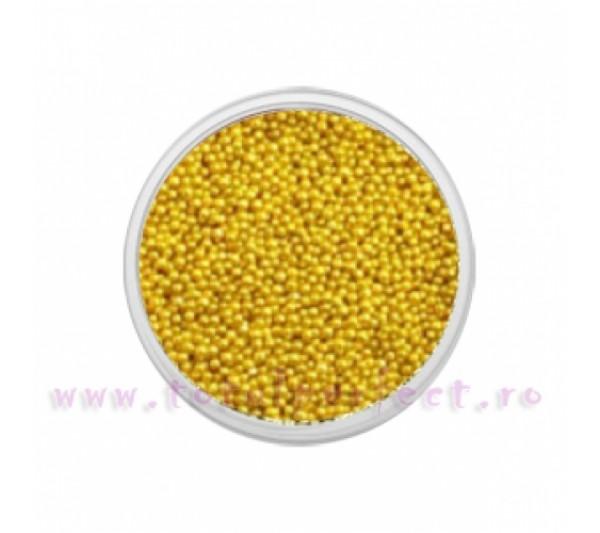 Caviar - Bilute unghii Aurii