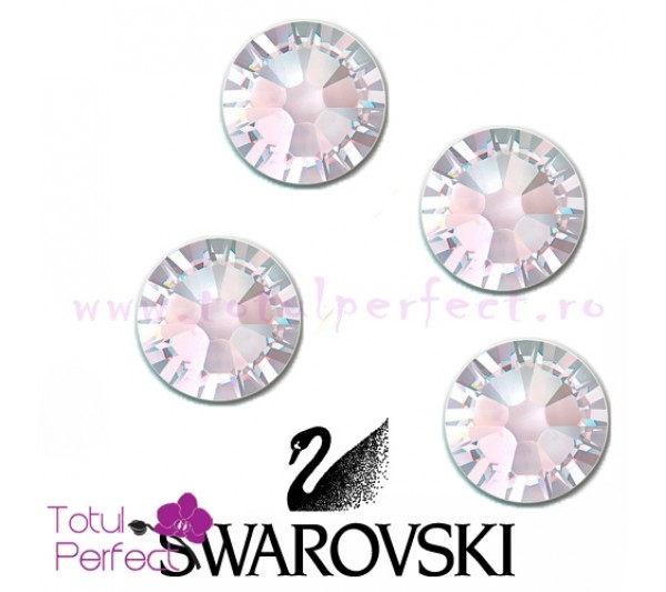 Cristale Swarovsky SS3 - 50 bucati Argintii 1+1 Gratis