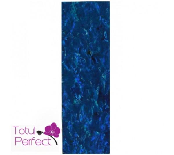 Folie Scoici unghii Bleu