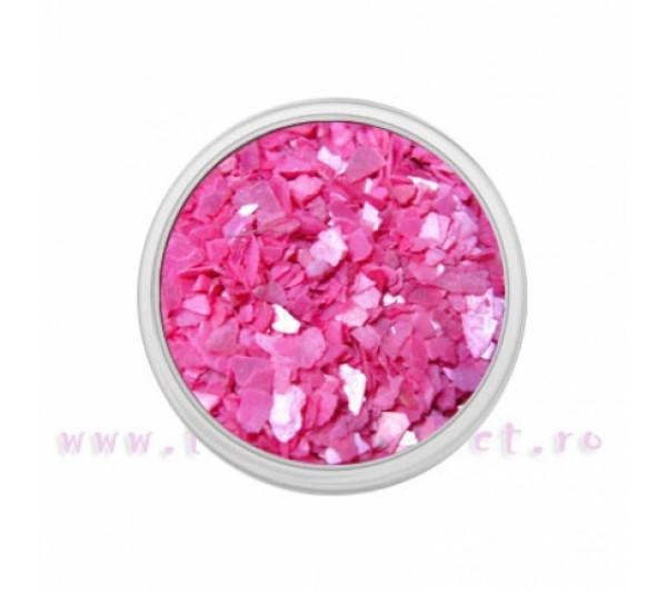 Scoici unghii Naturale Pink