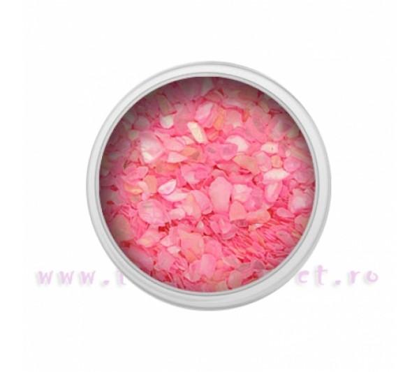 Scoici unghii Naturale Rose