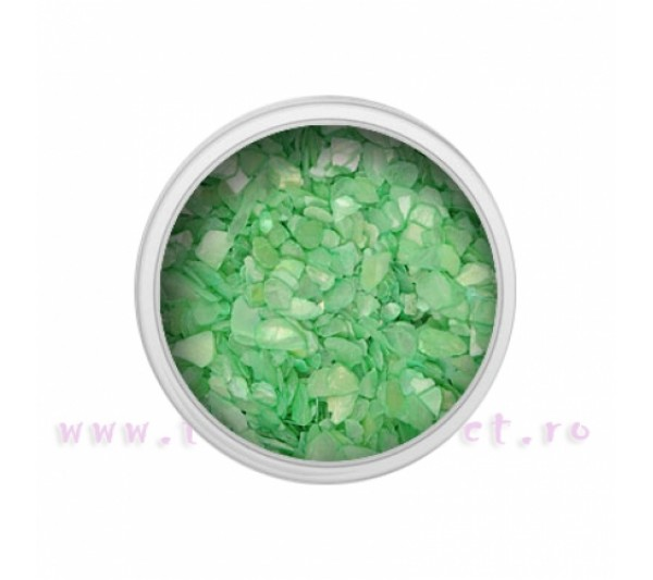Scoici unghii Naturale Mint