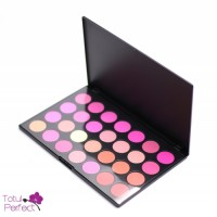 Trusa profesionala 28 de farduri make-up Blush