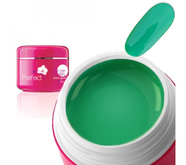 Gel uv Unghii Mint Green