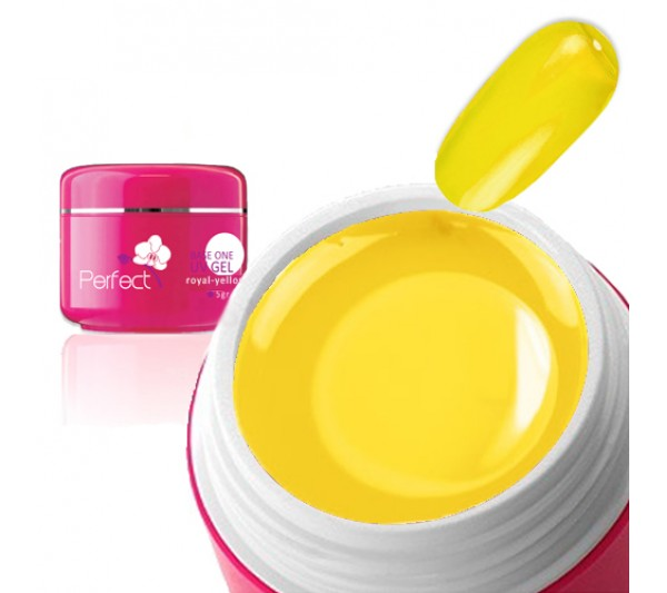 Gel uv Unghii Juice Yellow