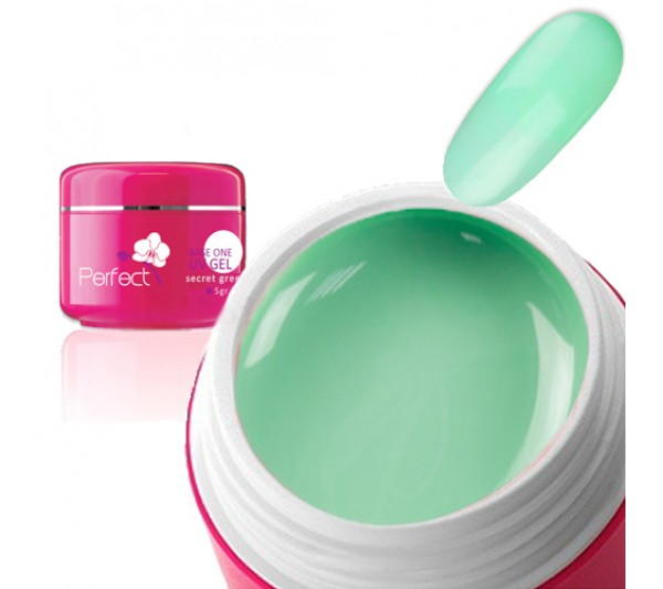 Gel uv Unghii Secret Green