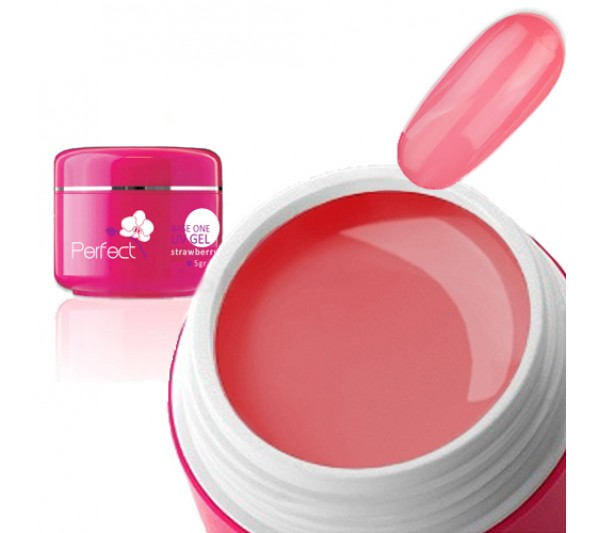 Gel uv Unghii Strawberry Serbet