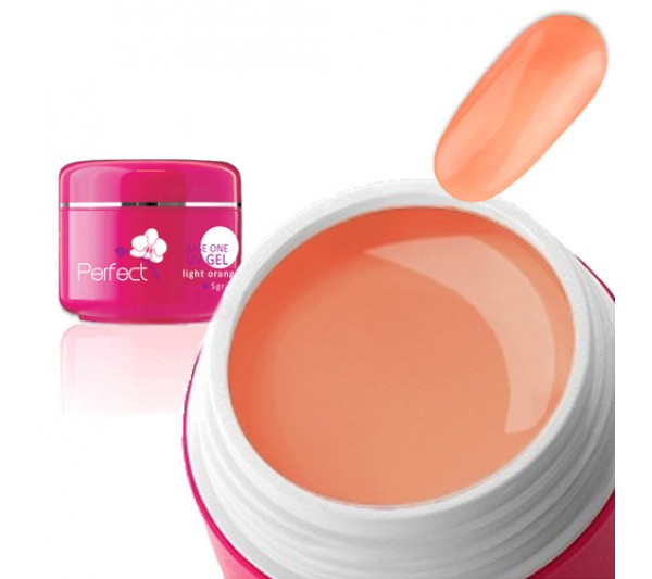 Gel Uv Unghii Light Orange