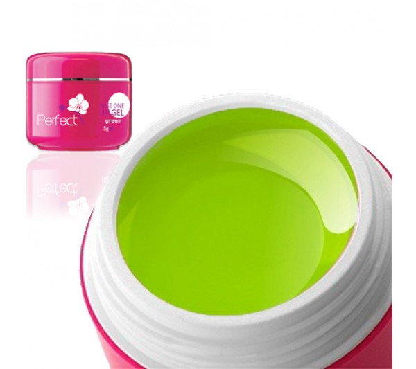 Gel uv Unghii Neon Green