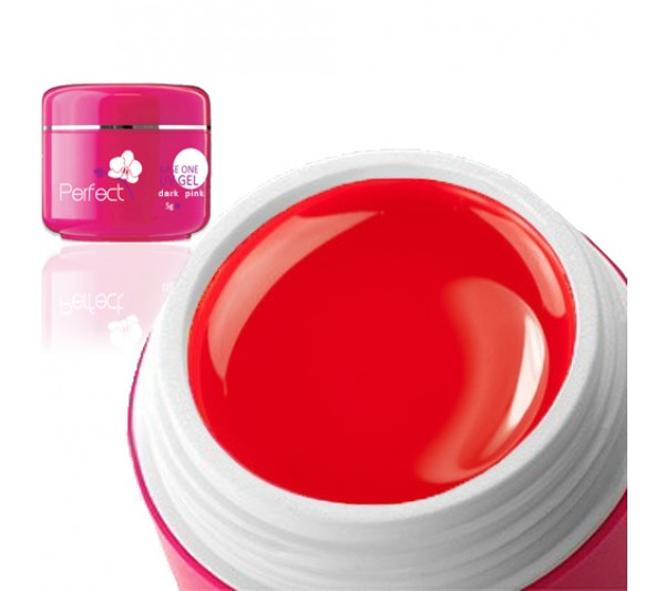 Gel uv Unghii Neon Red