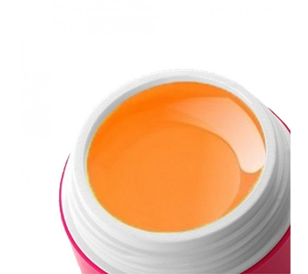 Gel uv Unghii Neon Orange