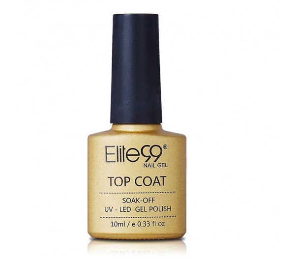 Top Coat, Finish Oja semipermanenta Elite99, 10ml