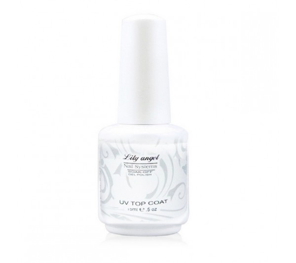 Top Coat Oja semipermanenta Uv, 15ml